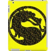 Air Dragon Symbol iPad Case/Skin