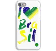 I S2 Brasil iPhone Case/Skin
