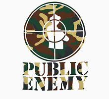 Public Enemy Army Unisex T-Shirt