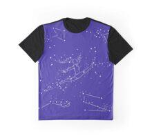 Constellation Gymnast Graphic T-Shirt