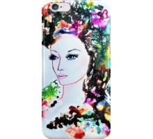 Queen of Nymphs iPhone Case/Skin