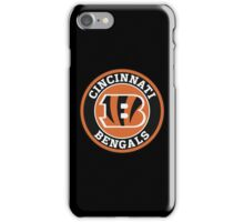 Cincinnati Bengals Club  iPhone Case/Skin