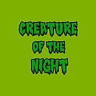 Creature Of The Night 2 by Jenn Kellar