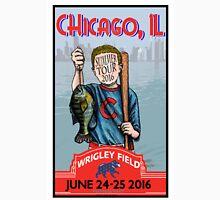 PHISH SUMMER TOUR 2016 WRILEY FIELD CHICAGO Unisex T-Shirt