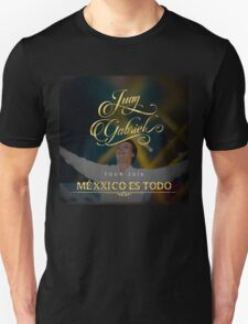 juan gabriel summer tour 2016-mexxico es todo Unisex T-Shirt