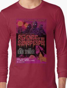 Revenge of the Sandpeople Long Sleeve T-Shirt