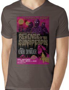 Revenge of the Sandpeople Mens V-Neck T-Shirt