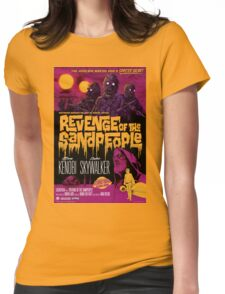 Revenge of the Sandpeople Womens Fitted T-Shirt