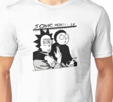 Sonic Morty Unisex T-Shirt