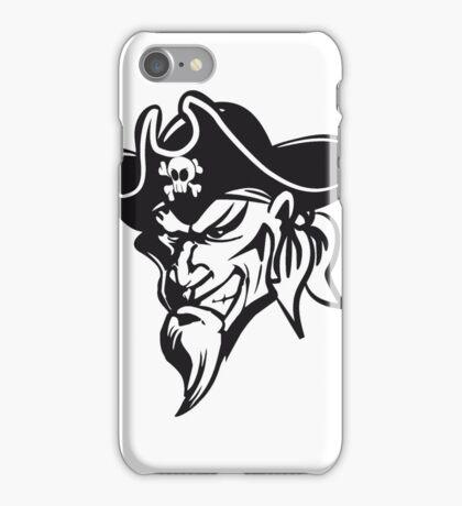 Pirat böse  iPhone Case/Skin