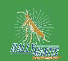 Rally Mantis Burst! Baby Tee