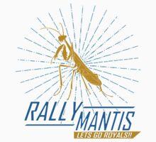 Rally Mantis Burst! One Piece - Short Sleeve