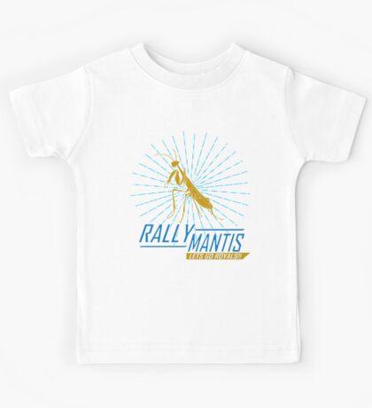 Rally Mantis Burst! Kids Tee