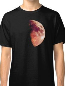 RED SIDE OF THE MOON Classic T-Shirt
