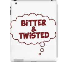 Bitter & Twisted iPad Case/Skin