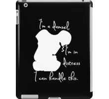 Disney Princesses: Megara (Hercules) *White version* iPad Case/Skin