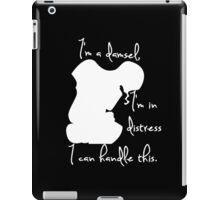 Disney Princesses: Megara (Hercules) *White version* iPad Case/Skin