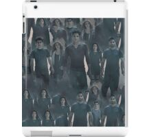 Teen Wolf Season 4  iPad Case/Skin