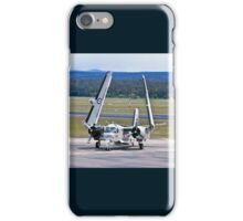 The Tracker - 816 Squadron iPhone Case/Skin