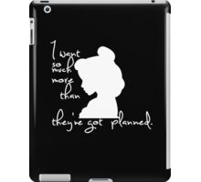 Disney Princesses: Belle (Beauty and the Beast) *White version* iPad Case/Skin