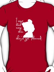 Disney Princesses: Belle (Beauty and the Beast) *White version* T-Shirt