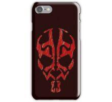 Sith Demon iPhone Case/Skin
