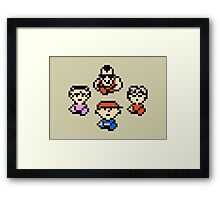 Mother Crew Framed Print