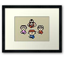 Mother Crew Framed Print