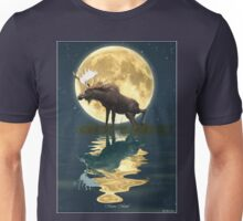 Moose Moon Unisex T-Shirt