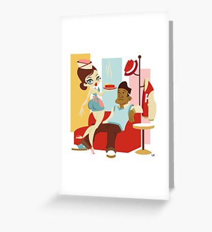 Pie Greeting Card