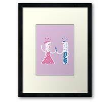 A chemical romance  Framed Print