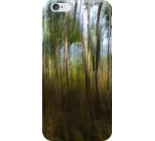 Gum trees iPhone Case/Skin