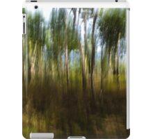 Gum trees iPad Case/Skin