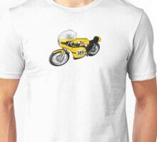 Café Snake Eyes 389 racer Unisex T-Shirt