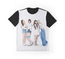 black pink 1 Graphic T-Shirt
