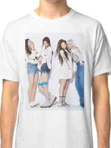 black pink 1 Classic T-Shirt