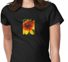Rudbekia Womens Fitted T-Shirt