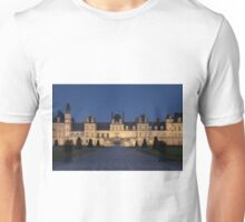Fontainebleau castle	 Unisex T-Shirt
