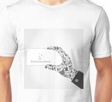 Music hand6 Unisex T-Shirt