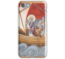 St Brendan the Navigator iPhone Case/Skin