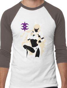 Fire Emblem - Charlotte Silhouette Men's Baseball ¾ T-Shirt