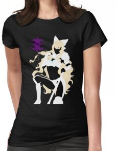 Fire Emblem - Charlotte Silhouette Womens Fitted T-Shirt