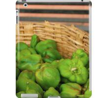 Vegetable Basket  iPad Case/Skin