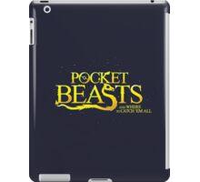 Pocket Beasts iPad Case/Skin