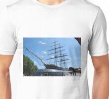 Cutty Sark at Greenwich London Unisex T-Shirt