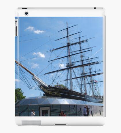Cutty Sark at Greenwich London iPad Case/Skin