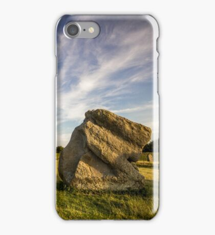 Avebury Summer iPhone Case/Skin