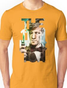 The 11th Doctor Unisex T-Shirt