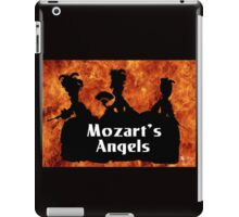 """Mozart and Marie """"Mozart's Angels"""" iPad Case/Skin"""