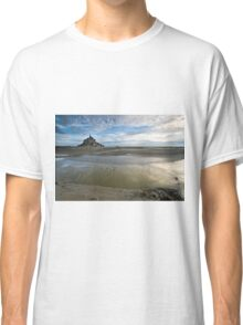 Bay of Le Mont St Michel Classic T-Shirt